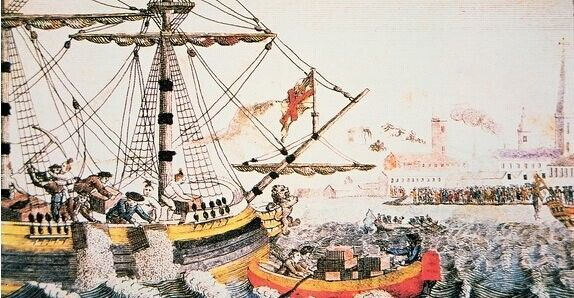 英国茶叶贸易